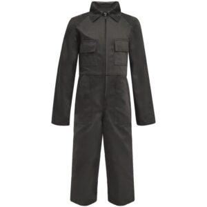 Macacão para criança tamanho 110/116 cinzento - PORTES GRÁTIS