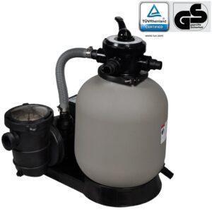 Bomba de filtro de areia 600 W 17000 l/h - PORTES GRÁTIS