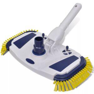 Cabeça do aspirador, de piscina, com escovas - PORTES GRÁTIS