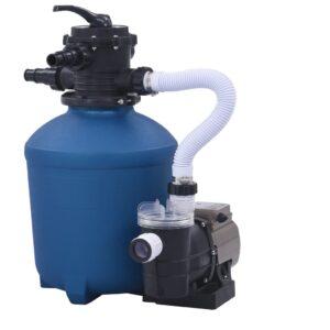 Bomba de filtro de areia com temporizador 530 0980 L/h - PORTES GRÁTIS