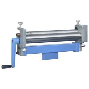 Máquina para dobrar chapas de aço operação manual 320 mm - PORTES GRÁTIS