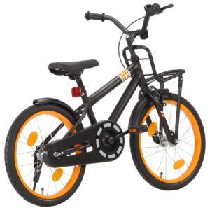 Bicicleta criança c/ plataforma frontal roda 18