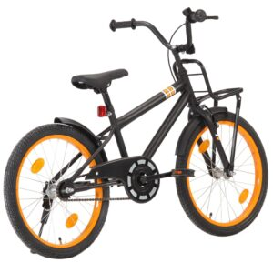 Bicicleta criança c/ plataforma frontal roda 20