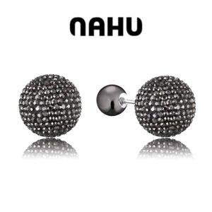 Brincos Prata Nahu® Nae Sirius - 03