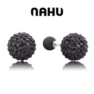 Brincos Prata Nahu® Nae Sirius - 01