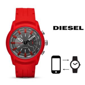 Relógio Diesel® Smartwatch Híbrido ARMBAR DZT1016