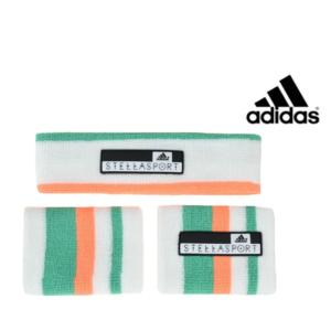 Adidas® Conjunto de Duas Pulseiras e Fita Para a Cabeça Stella McCartney