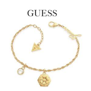 Guess® Pulseira UBB79169-L | Dourado