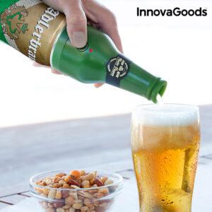 Espumador de Cerveja Ultra-sónico para Latas - VEJA O VIDEO