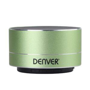 Altifalante Bluetooth Denver Electronics BTS-32 400 mAh 3W Verde