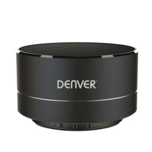 Altifalante Bluetooth sem fios Denver Electronics BTS-32 3W Preto