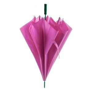 Guarda-chuva Automático (Ø 130 cm) Fúchsia