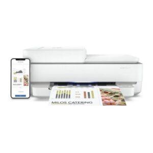 Impressora multifunções HP Envy Pro 6420 10 ppm Fax WiFi Branco