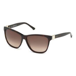 Óculos escuros femininos Swarovski SK0121-52F (Ø 56 mm)