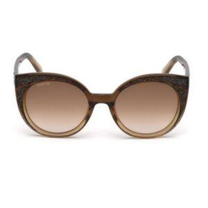 Óculos escuros femininos Swarovski SK0178-47F (Ø 54 mm)