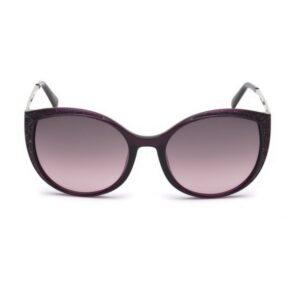 Óculos escuros femininos Swarovski SK0168-78F (Ø 55 mm)