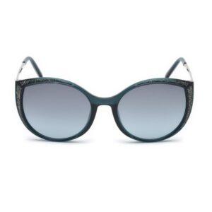 Óculos escuros femininos Swarovski SK0168-87B (Ø 55 mm)