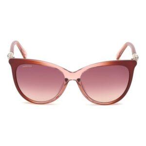 Óculos escuros femininos Swarovski SK0226-74T (Ø 56 mm)