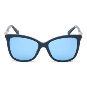 Óculos escuros femininos Swarovski SK0227-90V (Ø 55 mm)