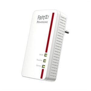 Adaptador PLC Wifi Fritz! 1260E 1200 Mbps Branco