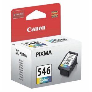Tinteiro de Tinta Original Canon 8289B001 CL-546 PIXMA MG2250/2450