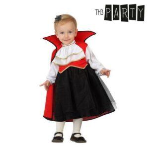 Fantasia para Bebés Vampiresa (4 Pcs) 6-12 Meses