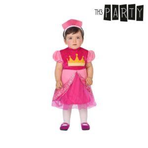 Fantasia para Bebés Princesa 12-24 Meses