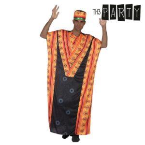 Fantasia para Adultos Africano XL