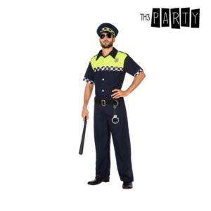 Fantasia para Adultos Polícia (3 Pcs) XS/S