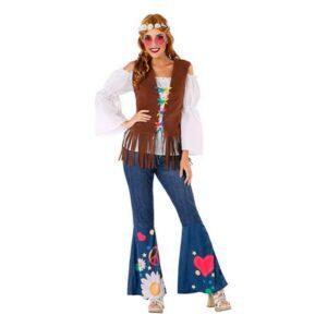 Fantasia para Adultos 110046 Hippie XXL