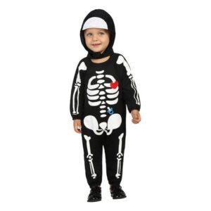 Fantasia para Bebés Esqueleto (24 Meses)