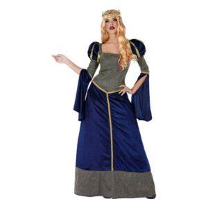 Fantasia para Adultos 113855 Dama medieval M/L