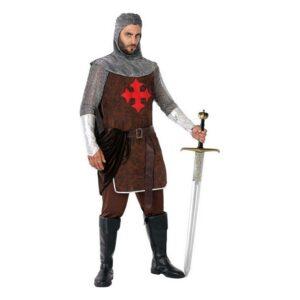 Fantasia para Adultos 113954 Cavaleiro das cruzadas M/L