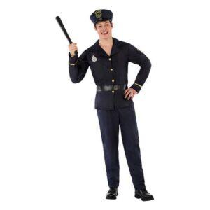 Fantasia para Crianças 116269 Polícia (Tamanho 14-16 anos)