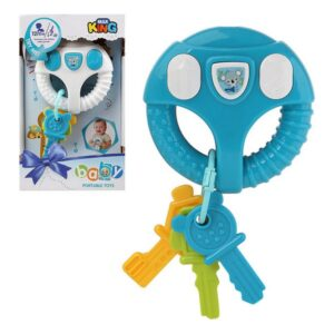 Brinquedo Interativo para Bebés Azul