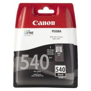 Tinteiro de Tinta Original Canon PG-540 Preto