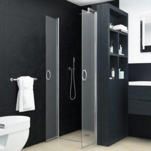 Portas de duche ESG opaco 85x185 cm - PORTES GRÁTIS