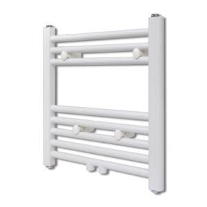Aquecedor toalhas casa de banho liso 480 x 480 mm - PORTES GRÁTIS