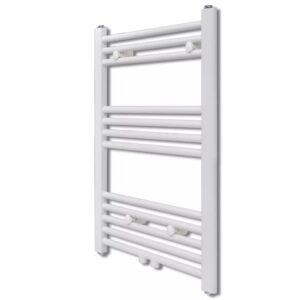 Aquecedor toalhas casa de banho liso 500 x 764 mm - PORTES GRÁTIS