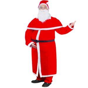 Conjunto Fantasia Pai Natal - PORTES GRÁTIS