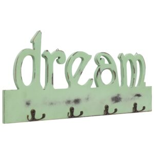 Cabide de parede DREAM 50x23 cm - PORTES GRÁTIS