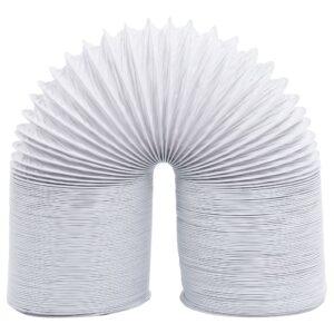 Tubo de exaustão PVC 6 m 10 cm - PORTES GRÁTIS
