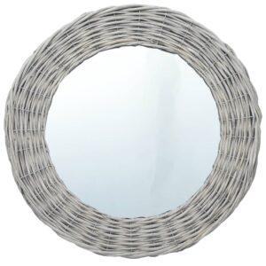 Espelho 70 cm vime - PORTES GRÁTIS