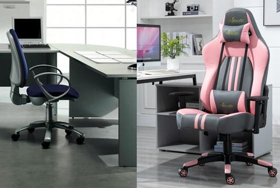 Cadeiras Escritório - Cadeiras Gaming