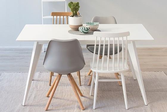 Cadeiras para Espaços de Refeição