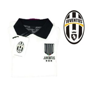 Juventus®Polo Licenciado - 8 Anos