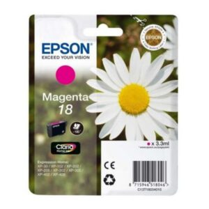 Tinteiro de Tinta Original Epson C13T18034010 Magenta
