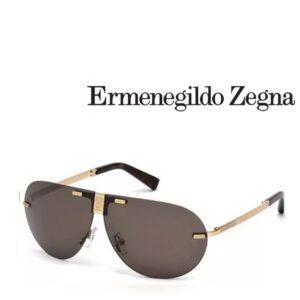 Ermenegildo Zegna® Óculos de Sol EZ00156528J