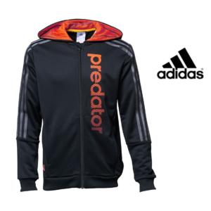 Adidas® Casaco Junior Predator Knitted  | Tamanho 7/8 Anos