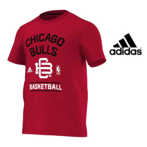 Adidas® Chicago Bulls Red | Tamanho M